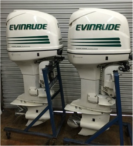 Evinrude Outboard Motor - Global Engine
